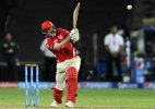 IPL 8: Skipper Bailey takes Kings XI Punjab to 155/9 vs KKR