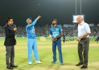 India win toss, choose to field