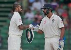 Fatullah Test: India declare first innings at 462/6