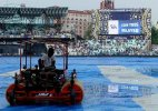 IPL 8: KKR, RR share points after match rained off