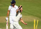 Alastair Cook challenges pacer  Mitchell Johnson to repeat Ashes heroics