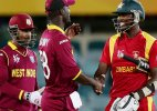 World Cup: West Indies vs Zimbabwe scoreboard
