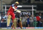 IPL 8: 'Gayle Force' takes RCB home by 3 wickets against KKR