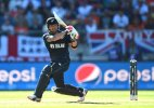 Live Updates: New Zealand loses 2nd wicket, Quarterfinal 4