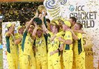 Australia lift 5th World Cup, give fairytale sendoff to Clarke