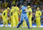 Live updates:  End of the road for Team India, Australia enters final
