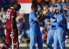 World Cup 2015: India bundles West Indies out for 182