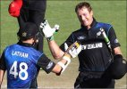 Centuries by Guptill and Latham help New Zealnd defeat Zimbabwe