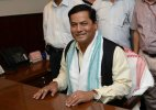 Sports Minister Sonowal bats for Indo-Pak series