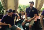 IPL 8: Team Cummins wins Knight golf as KKR enjoy a day out