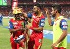 IPL 8: Sarfaraz lights up Chinnaswamy as rain plays spoilsport