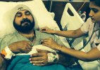 Navjot Singh Sidhu admitted to hospital after clot in deep vein, condition stable