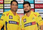 IPL 8: Raina credits Dhoni's leadership for CSK success