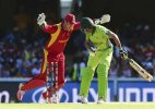 World Cup 2015: Pakistan vs Zimbabwe scoreboard, Match 23
