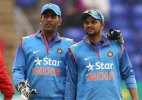 Want Raina to bat at No 4 keeping World T20 in mind MS Dhoni