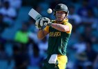 World Cup 2015: Cricketers applauds AB de Villiers  heroics on Twitter