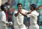 R Ashwin zooms to second  AB de Villiers slips in ICC Rankings