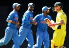 Live updates: Australia set India a target of 329, Semifinal 2