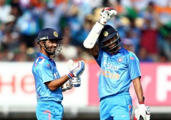 Ind vs Eng: India clinches series in England after 24 years, Dhoni creates record