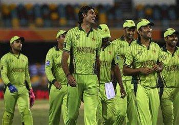 World Cup 2015: Pakistan beats Zimbabwe by 20 runs for 1st win