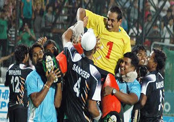 Chhetri To Lead Hockey Team For Azlan Shah Cup