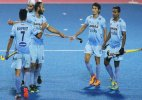 India hockey team takes on France in Euro tour