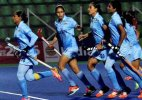 India clinch gold in women's hockey