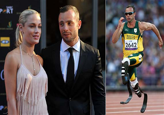 'Blade Runner' Pistorius shoots girlfriend dead