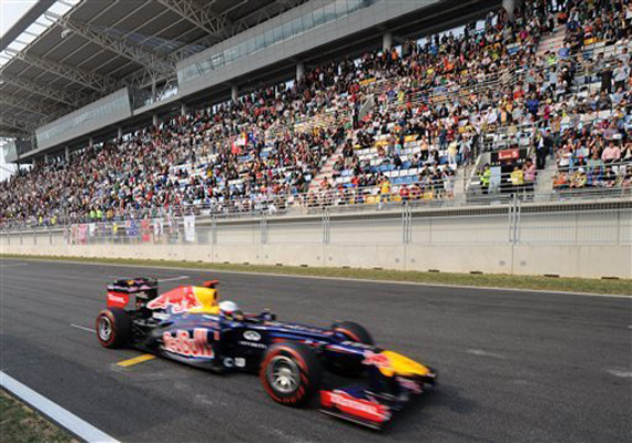 American GP F1 in New Jersey postponed until 2014