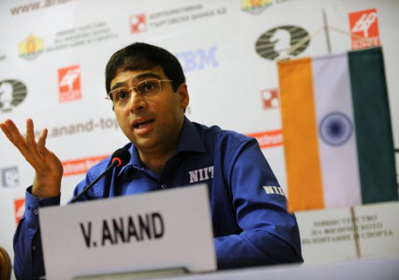 Anand settles for draw, finishes fifth