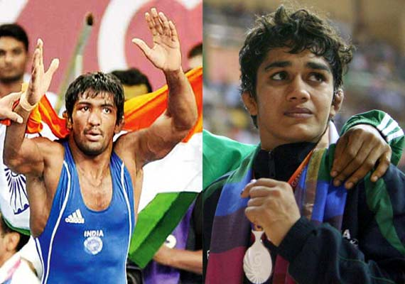 CWG 2014: Grapplers give India 2 more gold as India take medals tally 45