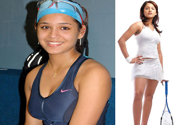 Dipika Pallikal, the hot girl of Indian squash