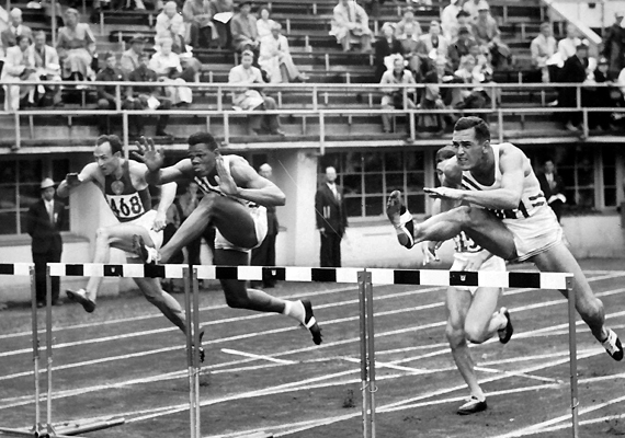 First black Olympic decathlon winner  Milt Campbell dies