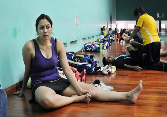 Jwala Gutta, the hot woman of Indian Badminton League