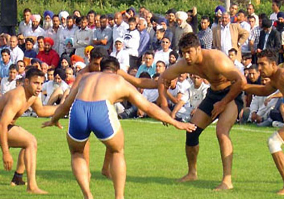 Kabaddi World Cup in Bathinda