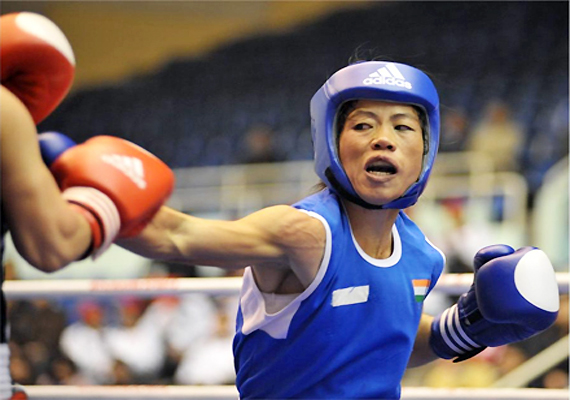 Mary Kom seeded 7th, gets first-round bye at World Championships
