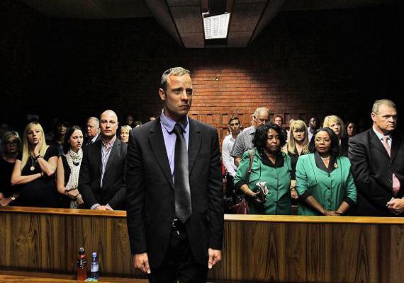 Oscar Pistorius Crime Scene