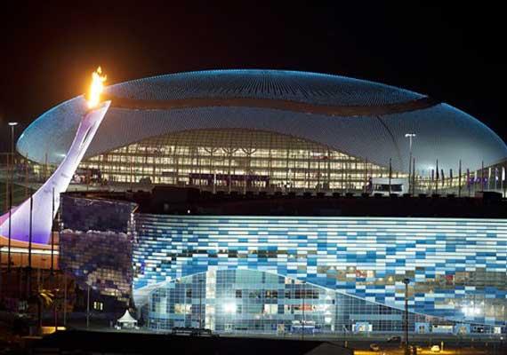 Sochi Olympics medals table