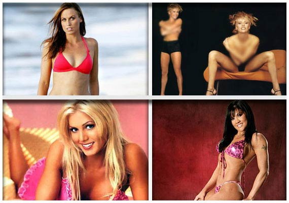 World's 10 female athletes who posed for Playboy