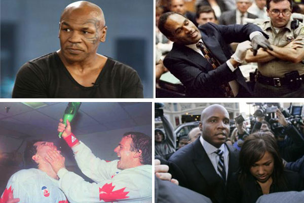 World's top 10 sports scandals