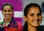 PM Modi lauds Saina, Sania; supports cricket team