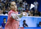 Saina true role model for aspiring sportspersons: Tendulkar