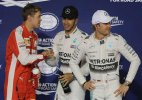 Hamilton takes pole position for Bahrain GP, Vettel 2nd
