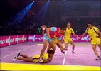 Telugu Titans and Jaipur Pink Panthers play thrilling draw in Pro Kabaddi League