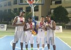 India win 3x3 South Asian basketball qualifying gold