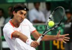 Yuki Bhambri moves to 2nd round, Saketh bows out due to sickness