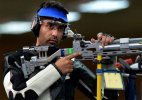 Abhinav Bindra, Chain Singh win double gold medals
