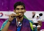I don't feel fear of losing, says India Open champion Srikanth
