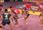 Pro Kabaddi League: Jaipur Pink Panthers register second win