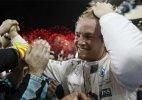 Nico Rosberg beats Hamilton to win Abu Dhabi GP